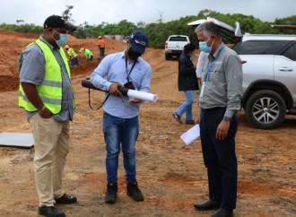 Inspeccionan urbanización en Guna Yala que reporta 23% de construcción