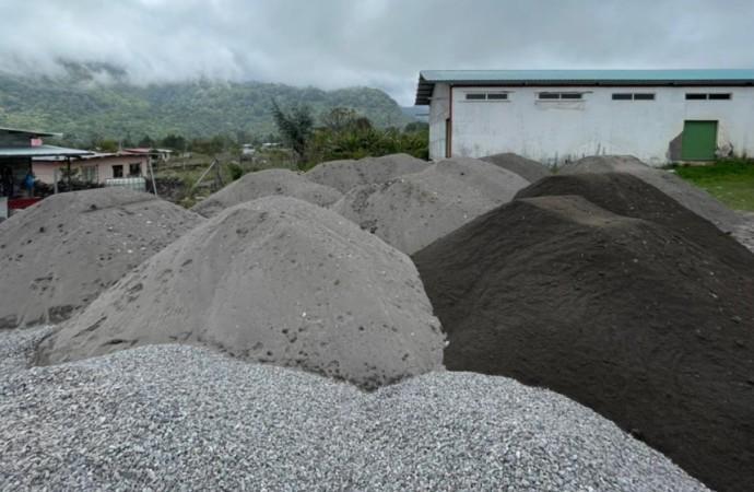 Licitarán materiales para infraestructuras de urbanización que beneficiará a damnificados de huracanes