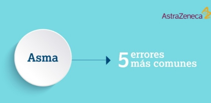 Conoce los 5 errores más comunes sobre el asma