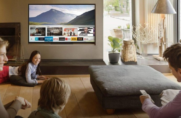 Tu televisor Samsung también funciona como una extensión de tus dispositivos móviles