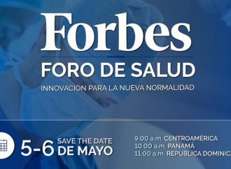 Forbes Foro de Salud 2021: Innovación para la nueva normalidad