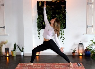 Las visualizaciones de videos sobre yoga en YouTube crecieron un 165% de 2019 a 2020