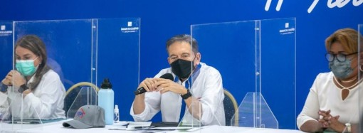 Presidente anuncia 'barrido' de vacunación contra la Covid-19 en Bocas del Toro, Herrera y Los Santos