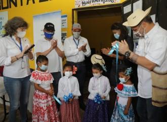 Bocas del Toro y Veraguas abren sus primeros Espacios de Lectura