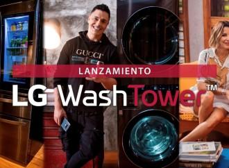 LG Electrónics destaca las ventajas de un hogar inteligente con su nueva LG WashTower