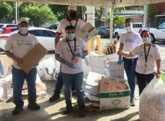 Más de 30 toneladas fueron recolectadas en la jornada nacional de reciclaje