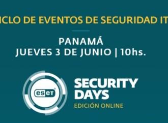 Llega el ESET Security Days edición Panamá