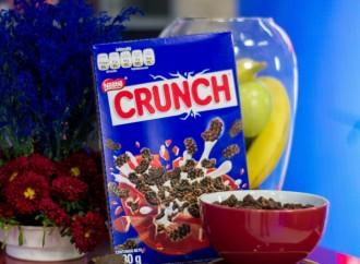 """Nestlé lanza  """"CEREAL CRUNCH"""" y revela que 7 de cada 10 panameños desayunan con cereales"""