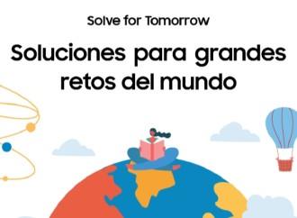 Soluciones para el Futuro de Samsung inspira a las mentes jóvenes a convertirse en semillas de cambio