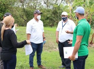 Autoridades buscan espacios para implementar programas ambientales en Chitré y Las Tablas