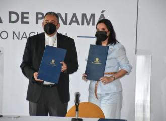 MIDES y Arzobispado firman convenio para habilitar el proyecto Casa de Día a favor de los adultos mayores