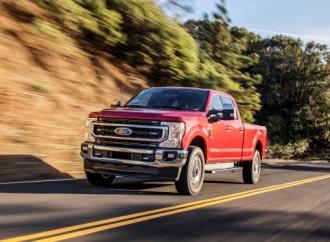 Trío de camionetas de la serie F de Ford ganan el premio 2021 Price Digests Highest Retained Value