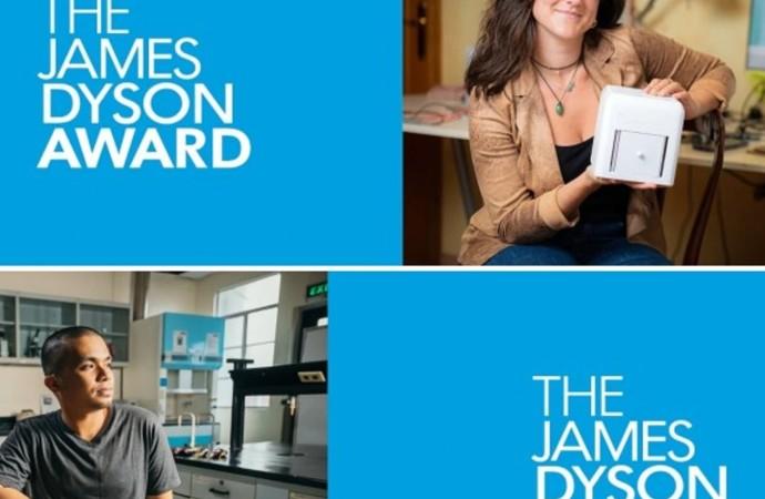 ¡No pierdas tu oportunidad, últimos días para inscribirte al Premio James Dyson 2021!