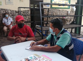Defensoría Móvil llega a residentes del corregimiento de San José del General en Colón