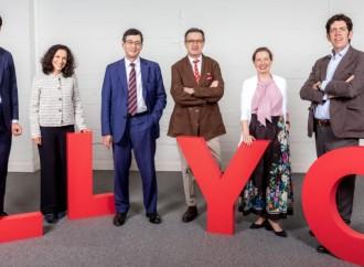 Nueva organización de LLYC en Europa
