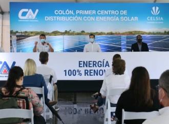 Cervecería Nacional apuesta por la energía renovable en su centro de distribución en Colón