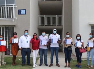 Nuevos apartamentos para 30 familias en proyecto Ciudad Esperanza en Arraiján