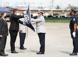 Presidente Cortizo participa en ceremonia de cambio de director de la Policía Nacional