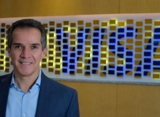 Eduardo Coello, presidente regional de Visa para América Latina y el Caribe es nombrado parte de la prestigiosa lista HITEC 50 2021