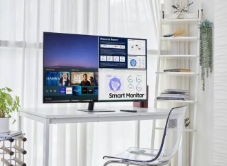 Samsung amplía la línea de Monitores Smart en el mundo para satisfacer la creciente demanda de pantallas que hacen todo