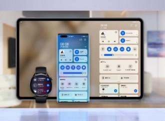 Huawei presenta una gama de nuevos productos basados en HarmonyOS 2