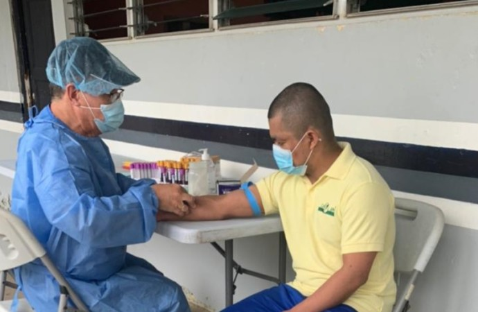 Vacunarán a privados de libertad contra la influenza
