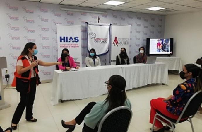 Se realiza Jornada de sensibilización sobre prevención de la violencia basada en género