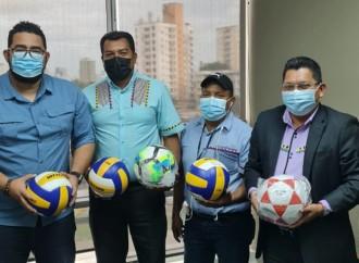 Buscan promover el deporte en la comarca Ngäbe Buglé