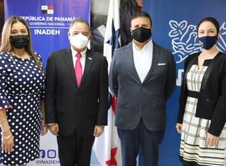 Nestlé y el INADEH se unen para impulsar formación en la comunidad de Natá