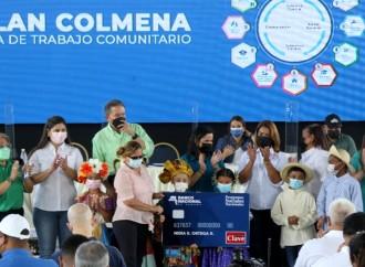 MIDES traslada beneficios sociales a los corregimientos de Don Bosco, Juan Díaz, Parque Lefevre, Río Abajo y San Francisco