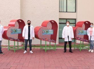 "UAG promueve campaña ""Recicla vs. Cáncer"""
