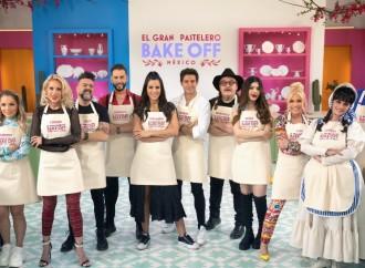 """El talento de """"El Gran Pastelero – Bake Off México"""" demostrará sus habilidades en la cocina y que son más que unas celebridades"""