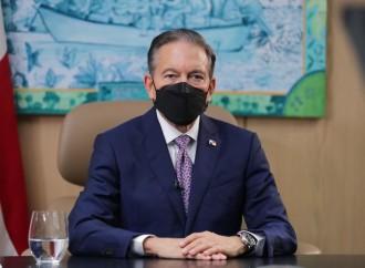 Presidente Cortizo: «La recuperación pospandemia debe enfocarse en lo sanitario, lo económico y lo social»