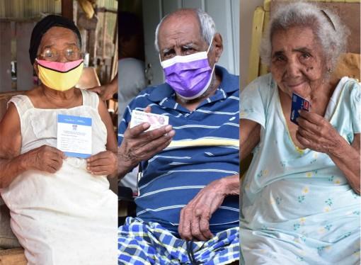 La historia de los abuelos longevos que viven bajo la protección de 120 a los 65