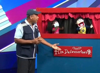 Defensoría del Pueblo promueve derechos humanos en niños a través de su teatro de títeres