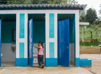 49 mil personas tendrán acceso a mejores condiciones de higiene en América Latina