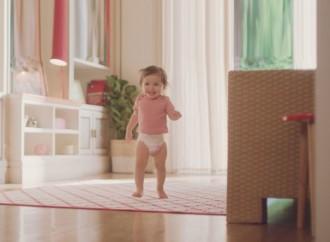 La importancia del pañal para el desarrollo motor de los bebés