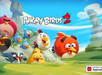 Angry Birds 2 ahora disponible en el mundo de AppGallery