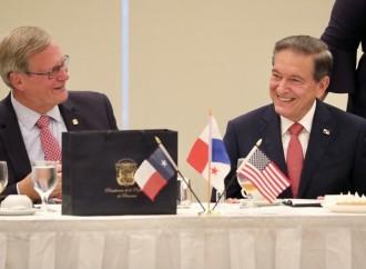 Presidente Cortizo Cohen se reúne con inversionistas de la Cámara de Comercio Hispana de Irving