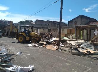 Demuelen albergue Divino Niño en El Chorrillo para construir nuevas estructuras