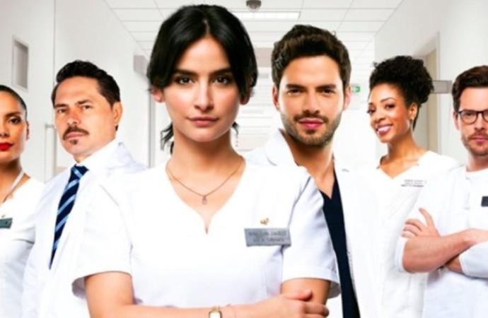Gran Estreno! «Enfermeras» por Telemundo Internacional el 12 de Julio