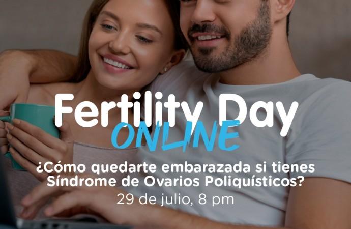 Evento gratuito! Fertility Day Online – IVI Panamá – Jueves 29 de Julio – 8:00 p.m.