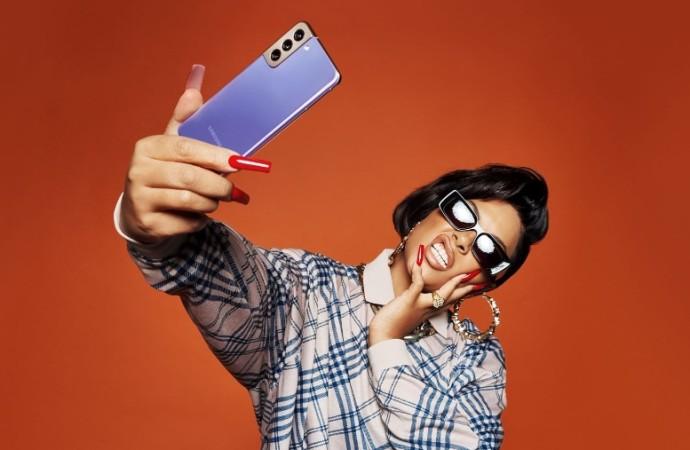 Tu Samsung Galaxy S21 hará mágico tu feed de TikTok