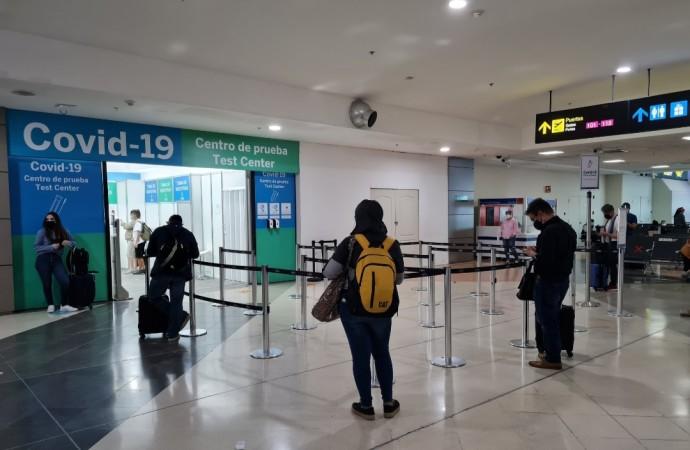 Vigilancia epidemiológica en el Aeropuerto de Tocumen permite la detección de variante Delta de la Covid-19