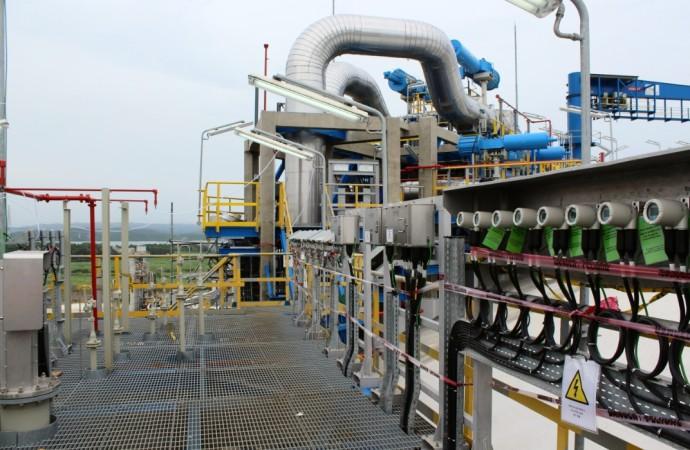 Más de 114 mil panameños son beneficiados con el proyecto energético de gas natural financiado por el BCIE