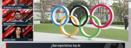 Vive una experiencia exclusiva de los Juegos Olímpicos Tokyo 2020 estés donde estés