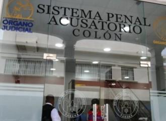 """Juez de Garantías de Colón realiza audiencia de control a ciudadanos aprehendidos mediante operación  """"EXODO"""""""