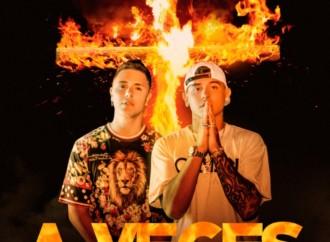Estreno! El panameño Joey Montana y el colombiano Kevin Roldán lanzan su nuevo sencillo «A Veces»