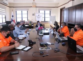 Autoridades se reúnen para buscar medidas de prevención en Tierras Altas