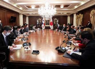 Panamá y Japón fortalecerán relaciones comerciales